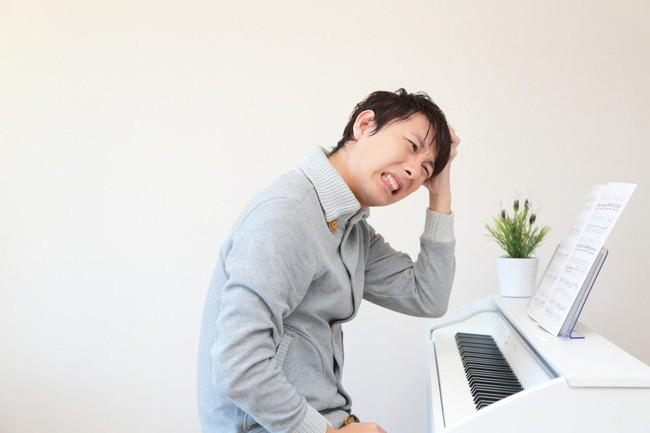 ピアノは大人になったら上達しないと言われる3つの理由
