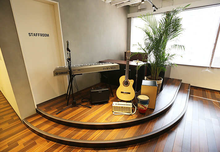 Beeミュージックスクール新宿校